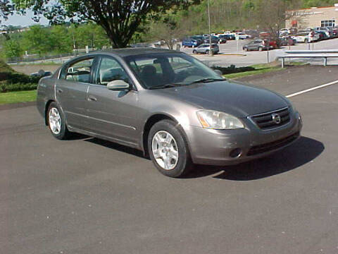 2002 Nissan Altima for sale at North Hills Auto Mall in Pittsburgh PA