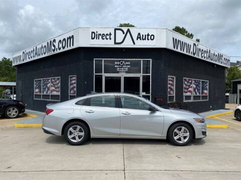 2019 Chevrolet Malibu for sale at Direct Auto in D'Iberville MS