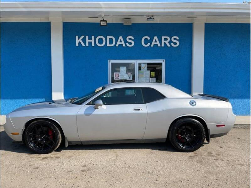 2009 Dodge Challenger for sale at Khodas Cars in Gilroy CA