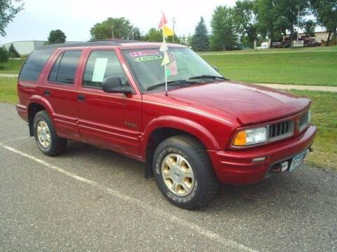 1997 Oldsmobile Bravada for sale at Dales Auto Sales in Hutchinson MN