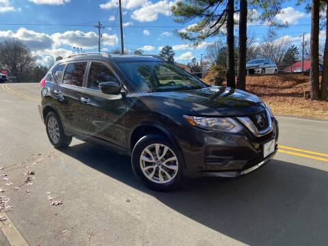 2017 Nissan Rogue for sale at THE AUTO FINDERS in Durham NC