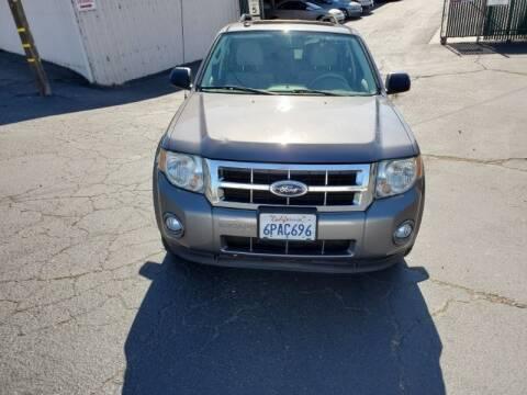 2011 Ford Escape for sale at Regal Autos Inc in West Sacramento CA