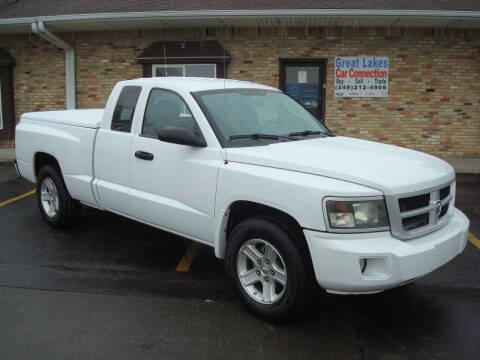 2011 RAM Dakota for sale at Great Lakes Car Connection in Metamora MI