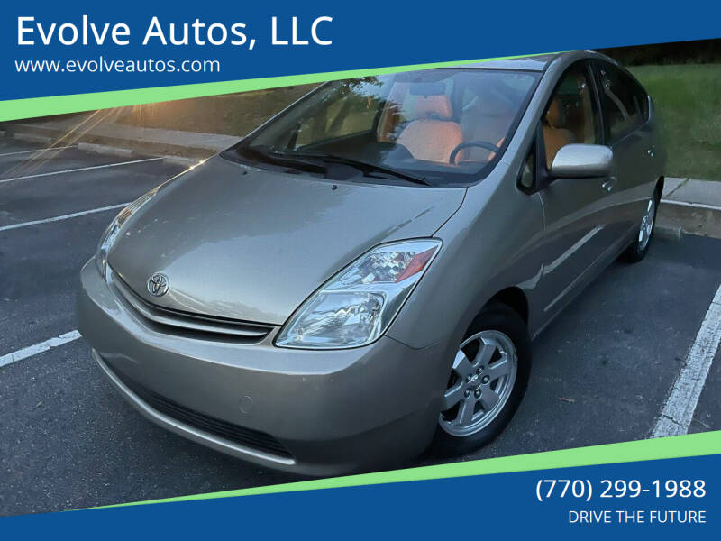 2005 Toyota Prius for sale at Evolve Autos, LLC in Lawrenceville GA