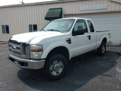 2008 Ford F-250 Super Duty for sale at Great Lakes AutoSports in Villa Park IL