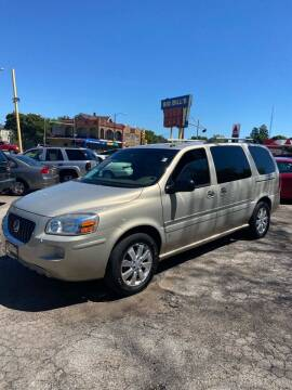 2007 Buick Terraza for sale at Big Bills in Milwaukee WI