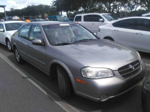 2001 Nissan Maxima for sale at Sensible Choice Auto Sales, Inc. in Longwood FL