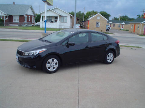 2017 Kia Forte for sale at World of Wheels Autoplex in Hays KS