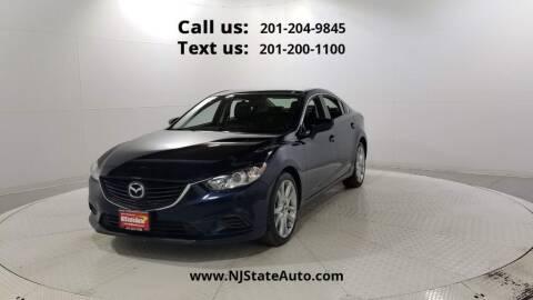 2016 Mazda MAZDA6 for sale at NJ State Auto Used Cars in Jersey City NJ