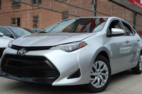 2019 Toyota Corolla for sale at HILLSIDE AUTO MALL INC in Jamaica NY