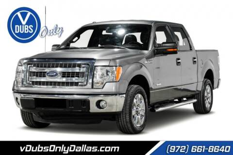 2013 Ford F-150 for sale at VDUBS ONLY in Dallas TX