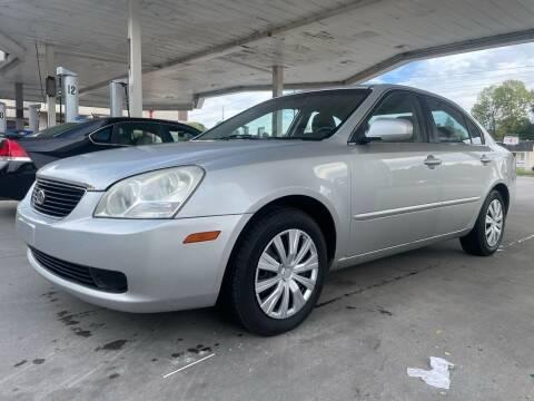 2008 Kia Optima for sale at JE Auto Sales LLC in Indianapolis IN
