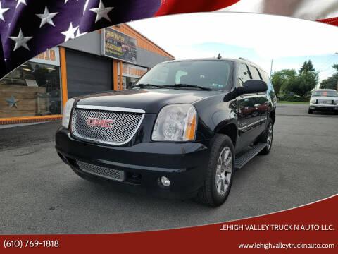 2007 GMC Yukon for sale at Lehigh Valley Truck n Auto LLC. in Schnecksville PA