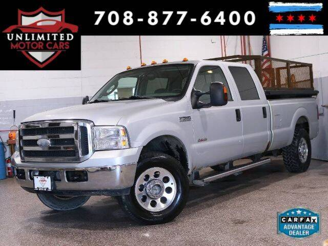 2005 Ford F-350 Super Duty for sale at Unlimited Motor Cars in Bridgeview IL