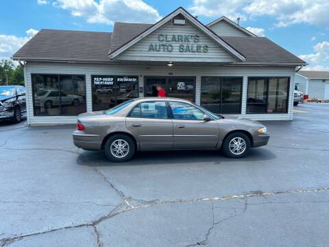 2002 Buick Regal for sale at Clarks Auto Sales in Middletown OH