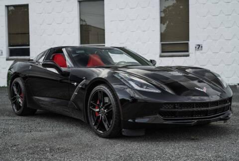 2016 Chevrolet Corvette for sale at Vantage Auto Wholesale in Moonachie NJ