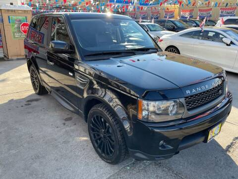 2011 Land Rover Range Rover Sport for sale at Elite Automall Inc in Ridgewood NY