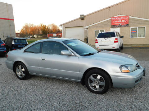 2003 Acura CL for sale at Macrocar Sales Inc in Akron OH