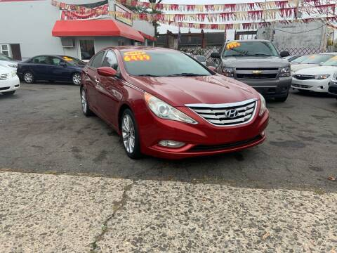 2011 Hyundai Sonata for sale at Metro Auto Exchange 2 in Linden NJ