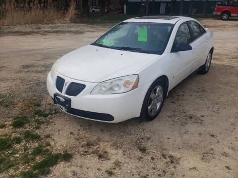 2007 Pontiac G6 for sale at Northwoods Auto & Truck Sales in Machesney Park IL