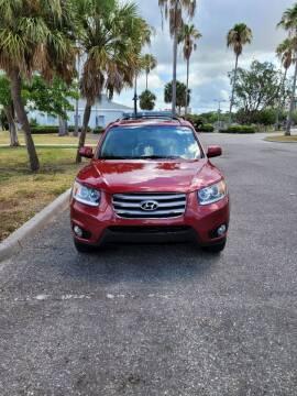2012 Hyundai Santa Fe for sale at ATA   AUTO SALES INC in Sarasota FL