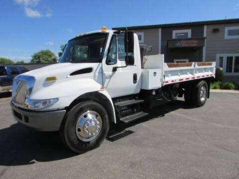 2002 International DuraStar 4300 for sale at NorthStar Truck Sales in Saint Cloud MN