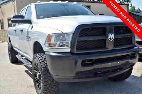 2015 RAM Ram Pickup 2500 for sale at LAKESIDE MOTORS, INC. in Sachse TX