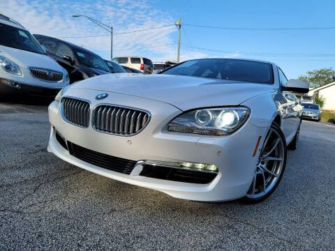 2013 BMW 6 Series for sale at Philip Motors Inc in Snellville GA