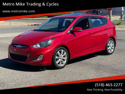 2013 Hyundai Accent for sale at Metro Mike Trading & Cycles in Albany NY