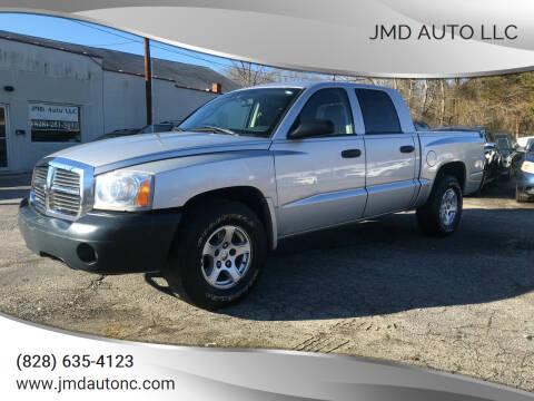 2007 Dodge Dakota for sale at JMD Auto LLC in Taylorsville NC