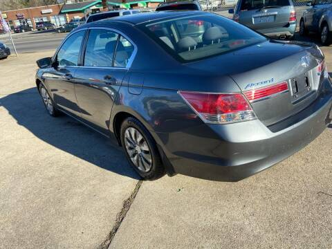 2012 Honda Accord for sale at Whites Auto Sales in Portsmouth VA