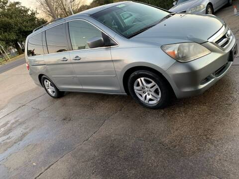 2007 Honda Odyssey for sale at Whites Auto Sales in Portsmouth VA