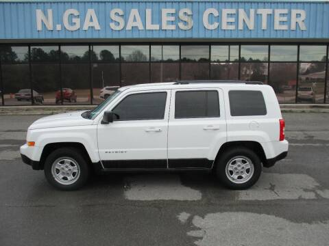 2011 Jeep Patriot for sale at NORTH GEORGIA Sales Center in La Fayette GA