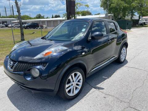 2011 Nissan JUKE for sale at Ultimate Autos of Tampa Bay LLC in Largo FL