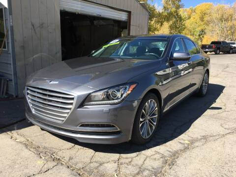 2015 Hyundai Genesis for sale at 4X4 Auto in Cortez CO