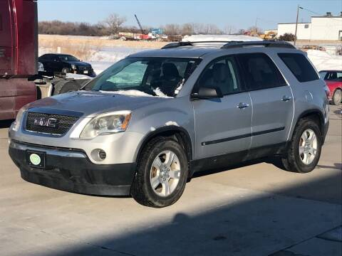 2010 GMC Acadia for sale at Casey's Auto Detailing & Sales in Lincoln NE