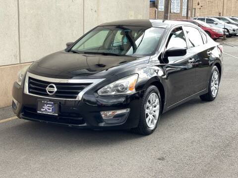 2013 Nissan Altima for sale at JG Motor Group LLC in Hasbrouck Heights NJ
