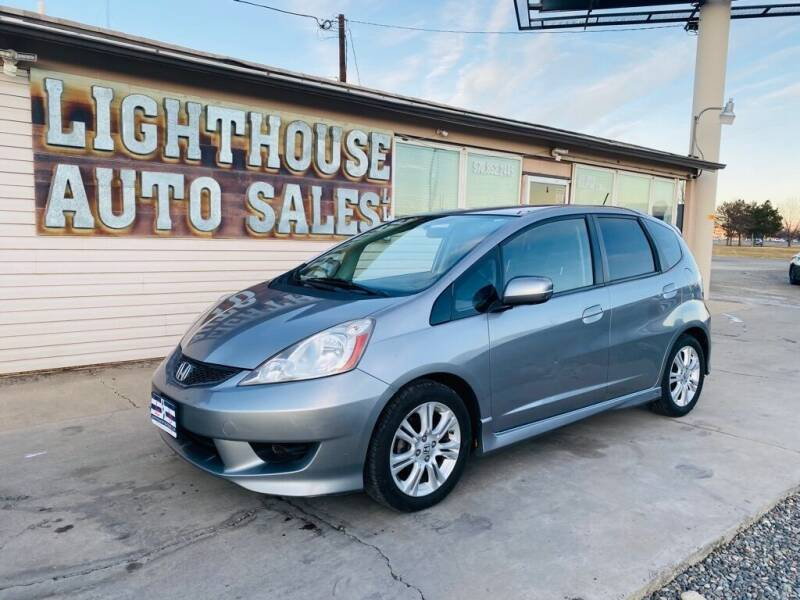 2010 Honda Fit for sale at Lighthouse Auto Sales LLC in Grand Junction CO