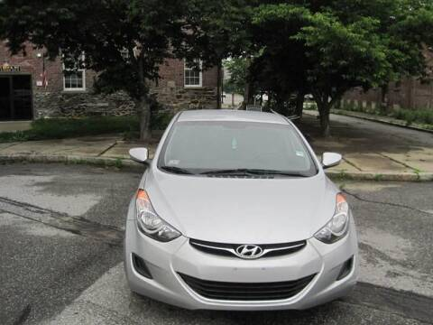 2011 Hyundai Elantra for sale at EBN Auto Sales in Lowell MA