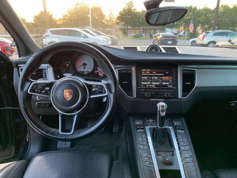 2015 Porsche Macan AWD S 4dr SUV - Houston TX
