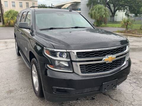 2015 Chevrolet Suburban for sale at Consumer Auto Credit in Tampa FL