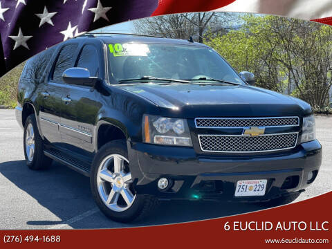 2009 Chevrolet Suburban for sale at 6 Euclid Auto LLC in Bristol VA