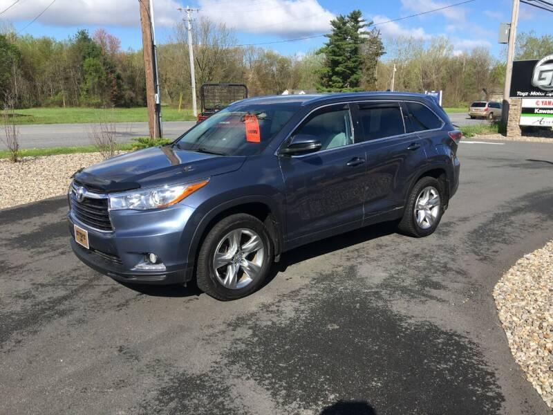 2015 Toyota Highlander for sale in Halfmoon, NY