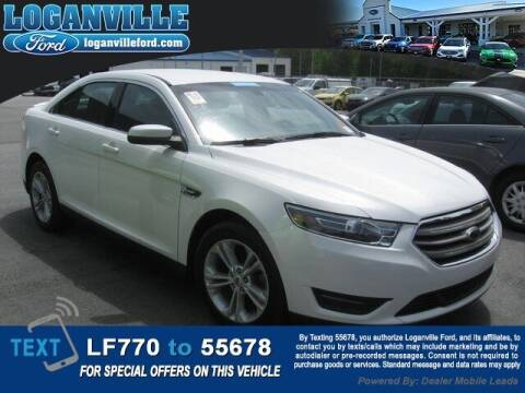 2017 Ford Taurus for sale at Loganville Quick Lane and Tire Center in Loganville GA