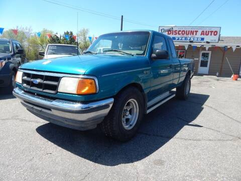 1994 Ford Ranger for sale at Dave's discount auto sales Inc in Clearfield UT