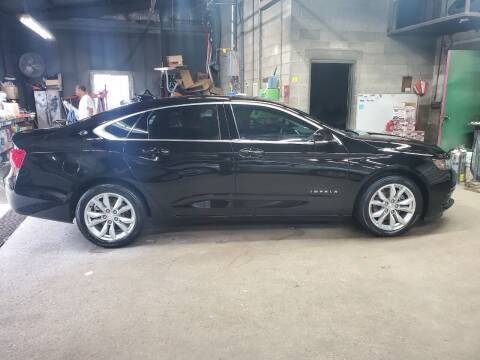 2017 Chevrolet Impala for sale at Chuck's Sheridan Auto in Mount Pleasant WI