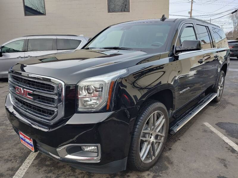 2019 GMC Yukon XL for sale at Auto Direct Inc in Saddle Brook NJ