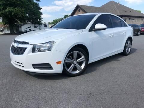 2012 Chevrolet Cruze for sale at Callahan Motor Co. in Benton AR