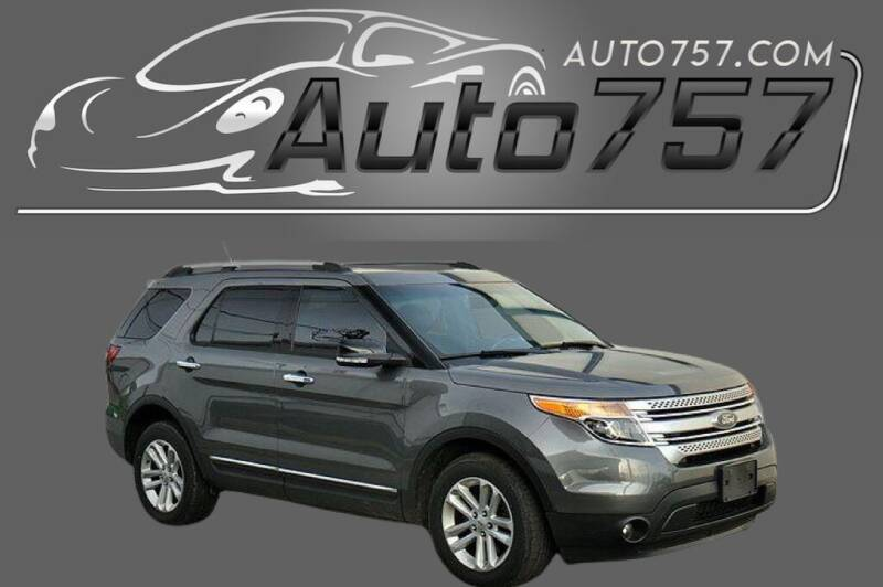 2013 Ford Explorer for sale at Auto 757 in Norfolk VA