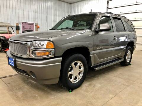 2005 GMC Yukon for sale at S&J Auto Sales in South Haven MN